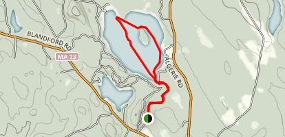 Big Pond Map