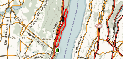 Shore Trail Map
