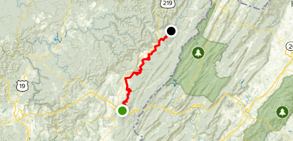 Greenbrier River Trail From Lewisburg - West Virginia | AllTrails