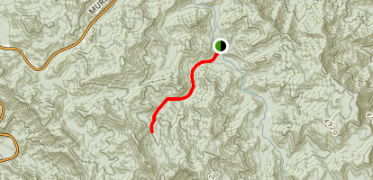 Kimsey Creek Trail Map