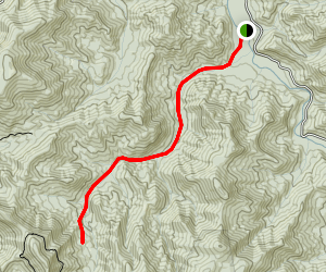 Kinsey Creek Trail Map