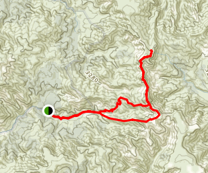 Mount Speculation Via the Crosscut Saw Loop Map