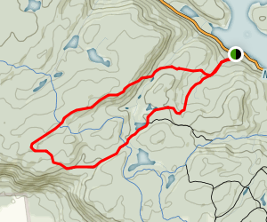 Wolf Trail (Blanchet 62) Loop Map