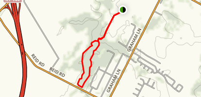Yellow Creek Trail Map
