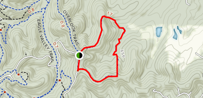 Beulah Trail Map