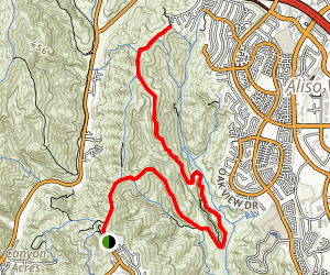 Rock-It Trail Map