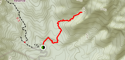 Lua'alaea Falls Trail Map