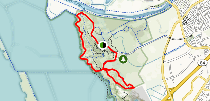 Bayview Trail Map