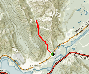 Jura Creek Trail Map