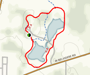 Nippersink Trail Map