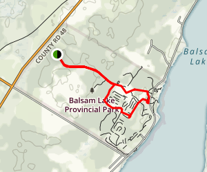 Plantation Trail  Map