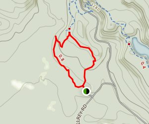 Swift Creek Loop Map