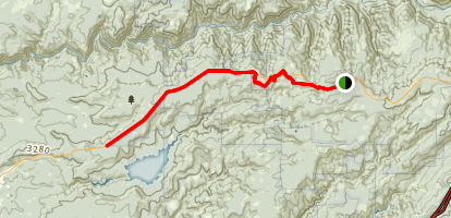 Pioneer Trail Map