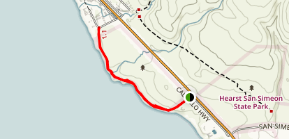 Junge Ranch Trail  Map