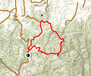 Topanga Canyon Loop  Map