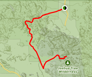 Boy Scout Trail To Willow Hole Extended Route Map