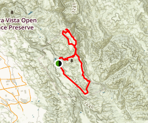 Grant Ranch and Antler Point Extended Loop Map