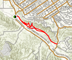 Carriage Trail Map