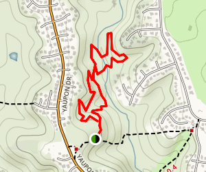 Dominion at Great Hills Trail Map