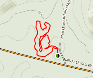 Rabbit Ridge MTB Trail Map