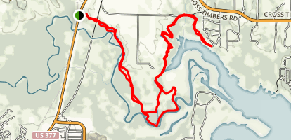Knob Hills Trail Map