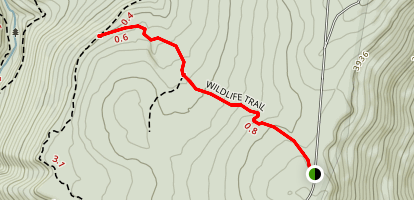 Wildlife Trail No. 506 Map