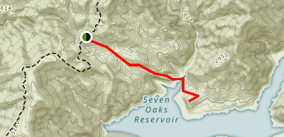 Government Canyon Trail Map