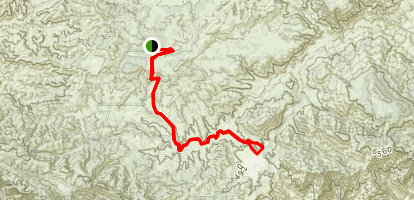 Grade Valley Map