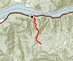 Wyeth Trail Map