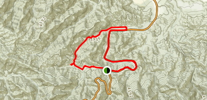 Deal Trail Loop Map