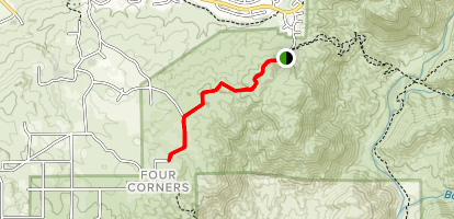 Gower Truck Trail Map