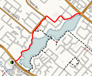 Woodbridge Trail Map