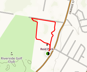 Reid Park Loop Map