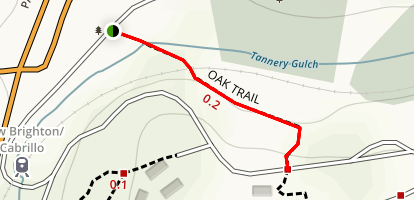 Oak Trail Map
