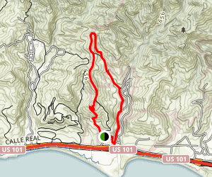 Canyon and Ridgetop Trails Map