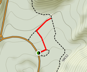 Soldier Creek Trail Map