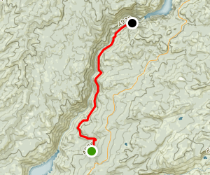 4,700-Foot Road Map