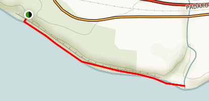 Loon Point Map