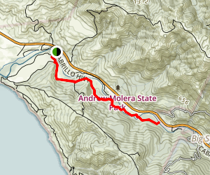 River Trail [CLOSED] Map