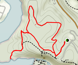 Quarry Loop Trail Map