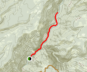 Hunters Trail Map