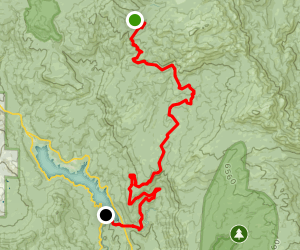 Central Camp Road Map