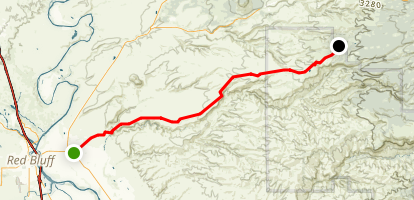 Hogsback Road Map
