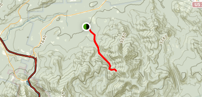 Gale River Trail Map