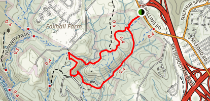 Soapstone Trail Map