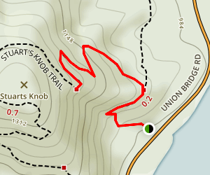 Iron Mine Trail  Map