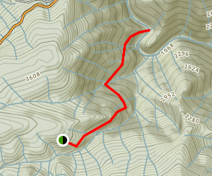 Mountain House Trail Map