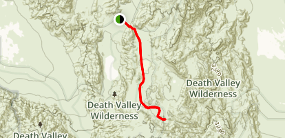 Hidden Valley Drive Map