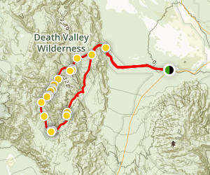 Cottonwood and Marble Canyons Map
