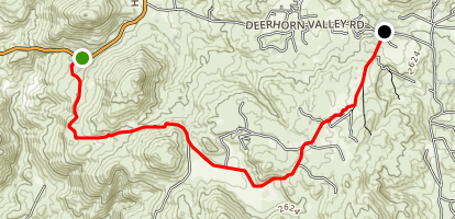 Mother Grundy Truck Trail Map